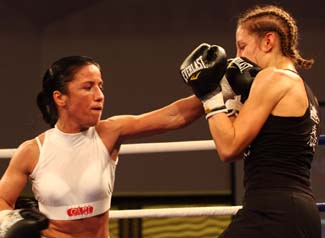 german women boxing