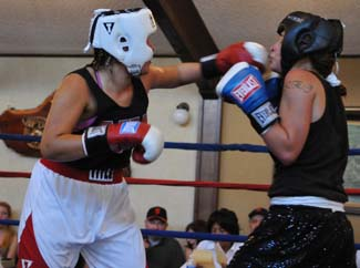 Women Amateur Boxing 121
