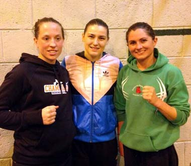 Katie Taylor | Women Boxing Archive Network