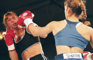 Women's Boxing: Corinne Van Ryck de Groot Biography
