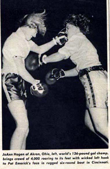 Amateur boxing history ohio