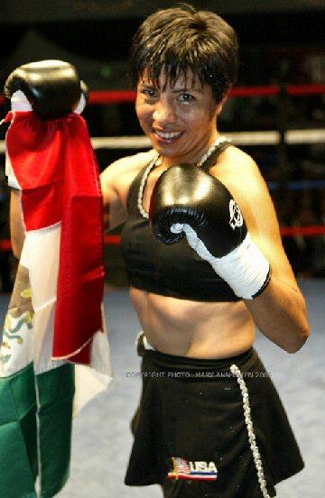 Womens Boxing Laura Serrano Biography-7675
