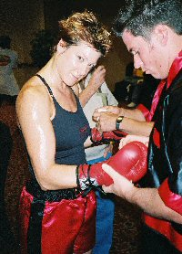 Women's Boxing: Christy Nickel-Terherst Biography