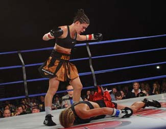 Womens Boxing - WBAN Yearly Awards - 2011